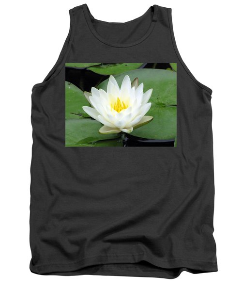 Tank Top featuring the photograph The Water Lilies Collection - 04 by Pamela Critchlow
