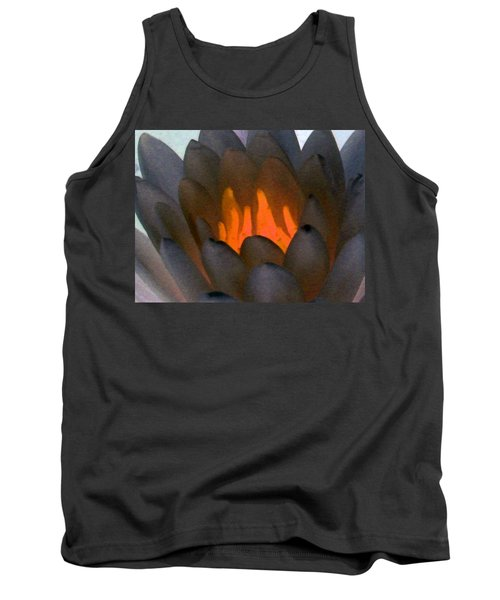Tank Top featuring the photograph The Water Lilies Collection - Photopower 1044 by Pamela Critchlow