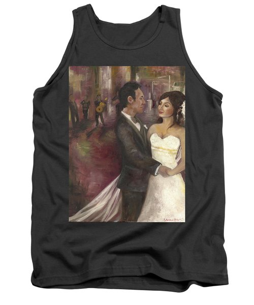 The Wedding Tank Top