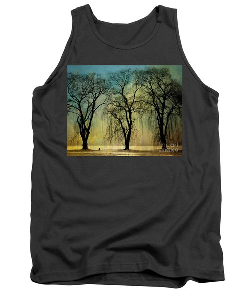The Weeping Trees Tank Top