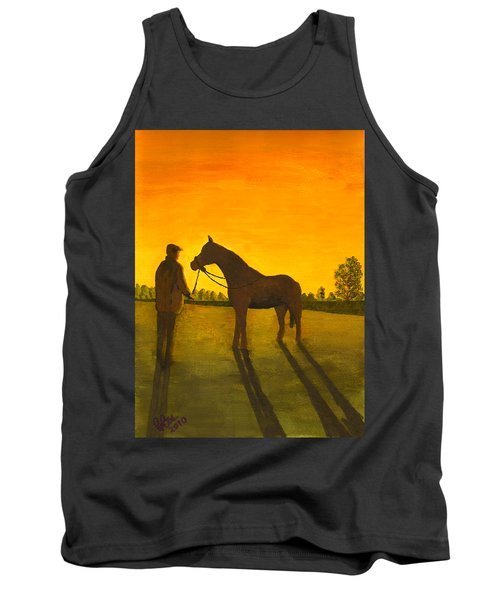 The Whisperer Tank Top
