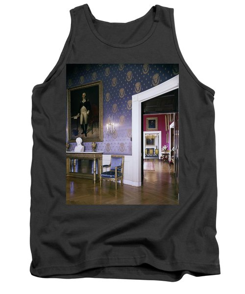 The White House Blue Room Tank Top