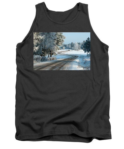 The Winding Road Tank Top