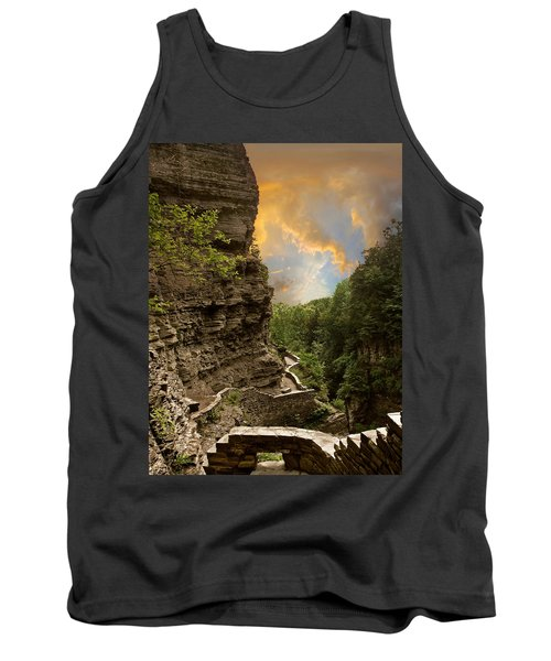 The Winding Trail Tank Top