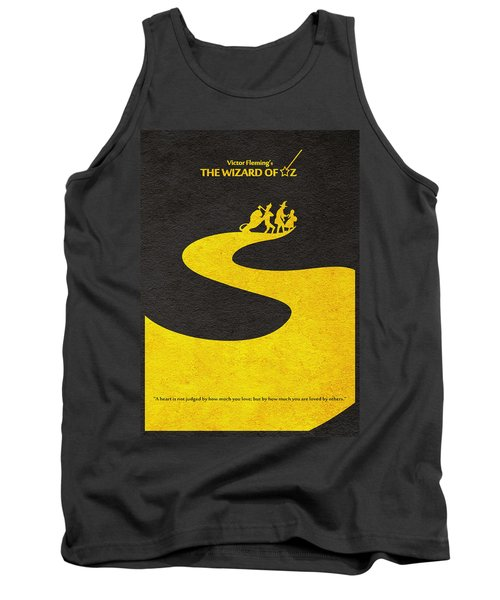 The Wizard Of Oz Tank Top