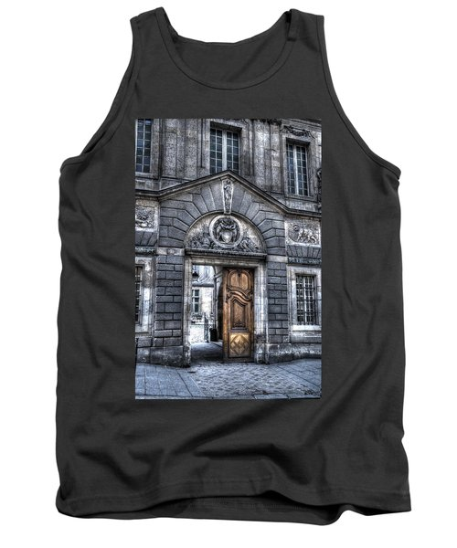 The Wooden Door Tank Top