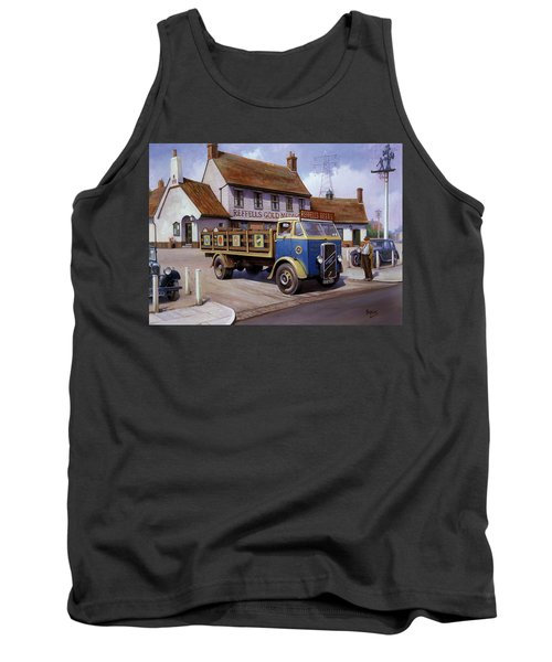 The Woodman Pub. Tank Top