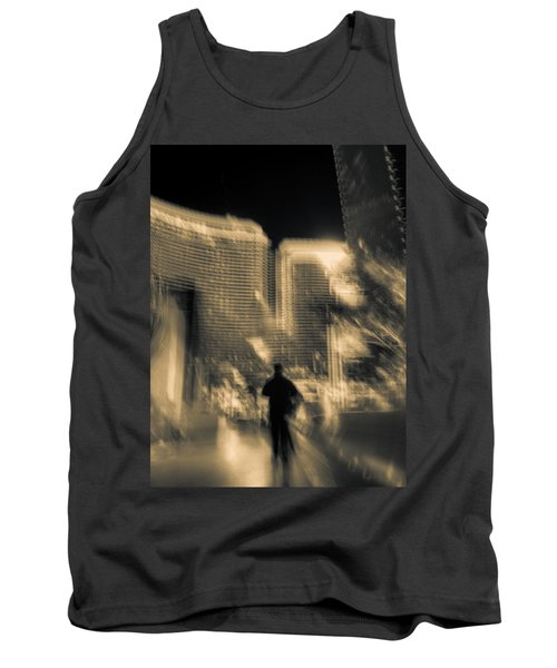 Tank Top featuring the photograph The World Is My Oyster by Alex Lapidus