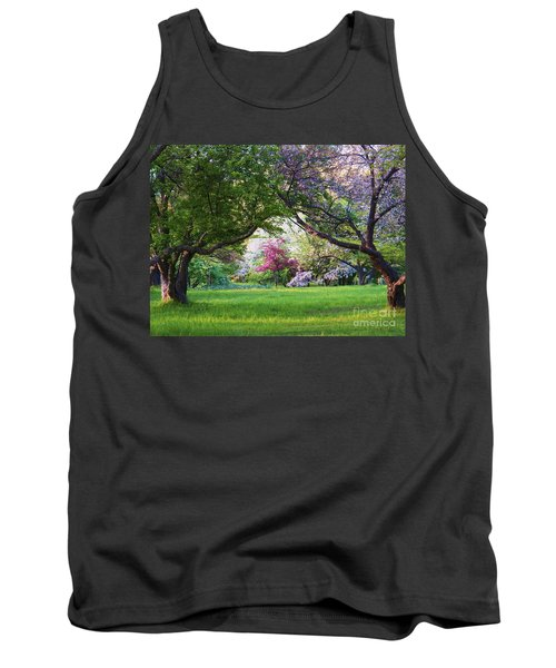 There Is No Place Like Spring Tank Top