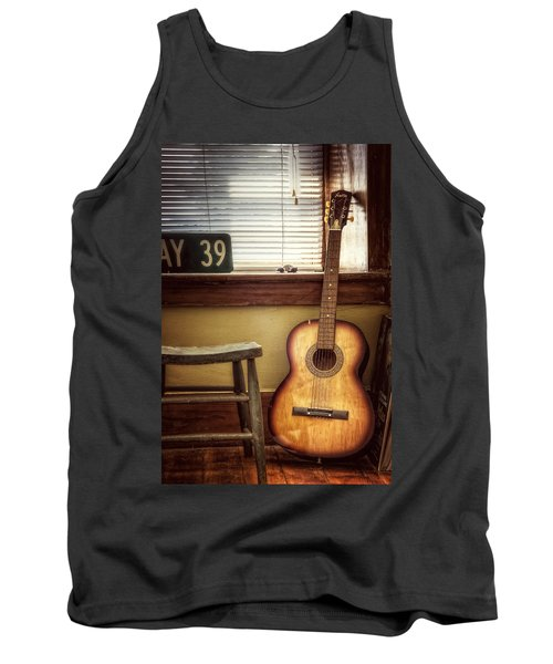 This Old Guitar Tank Top