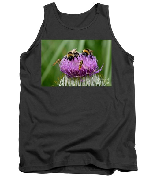 Thistle Wars Tank Top