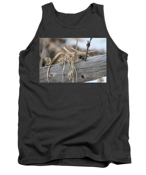 Thistles And Barbed Wire Tank Top