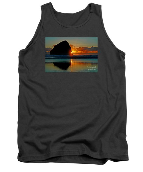 Threading The Needle Tank Top by Nick  Boren