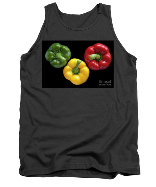 Three Colors Tank Top