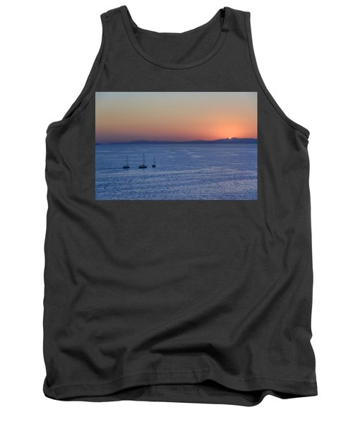 Tank Top featuring the photograph Three Dreams by Steven Sparks