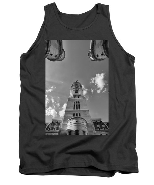 Three Points Of Justice Tank Top