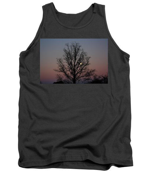 Through The Boughs Landscape Tank Top by Dan Stone