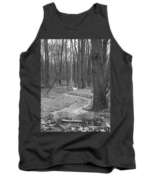 Through The Woods Tank Top by Sara  Raber
