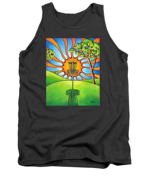 Throw Into The Light Tank Top