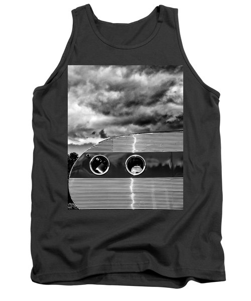 Thunder And Lightning Palm Springs Tank Top