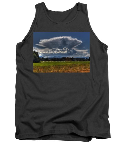 Thunder Storm Tank Top by Randy Hall