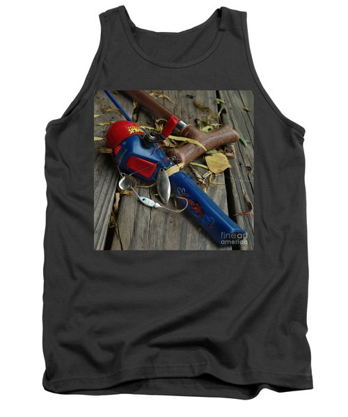 Tank Top featuring the photograph Ties That Bind by Peter Piatt