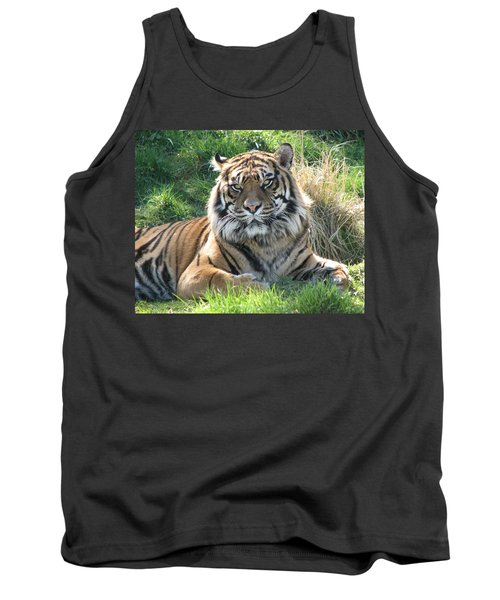 Tiger 2 Tank Top