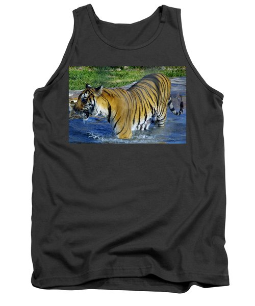 Tiger 4 Tank Top