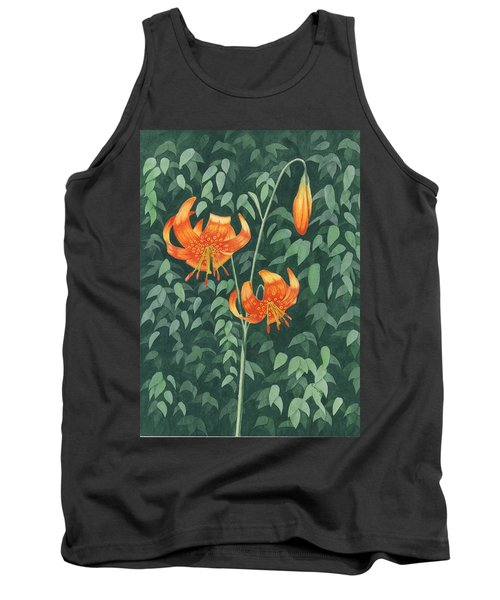Tiger Lily Tank Top