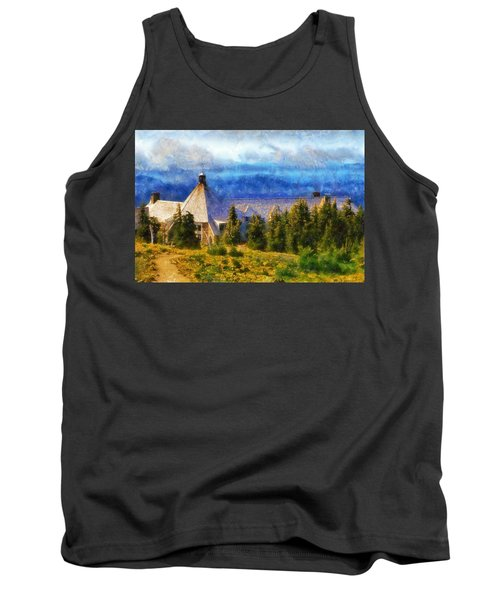 Timberline Lodge Tank Top