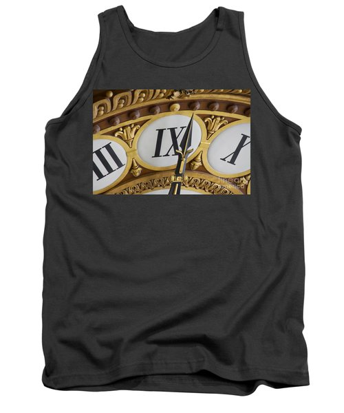 Time Goes By... Tank Top