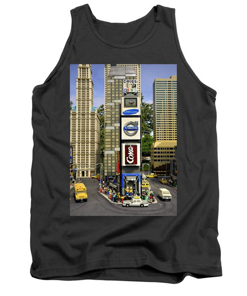 Times Square Tank Top