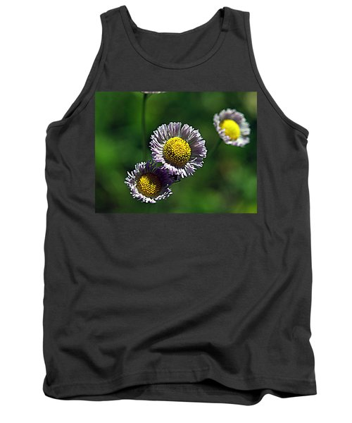 Tiny Little Weed Tank Top