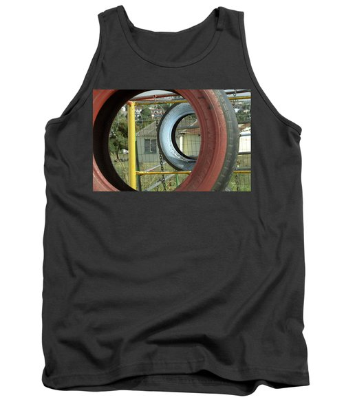Tires In An Orphanage Tank Top