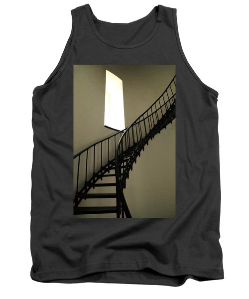 To The Light Tank Top by Roupen  Baker