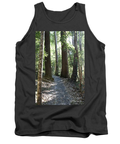 To Walk Among Giants Tank Top