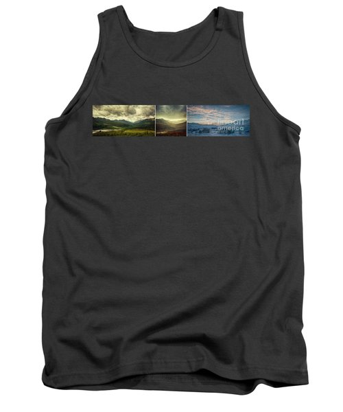 Tombstone Range Seasons Tank Top