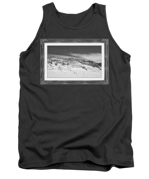 Topsail Island Day Of The Dunes  Tank Top