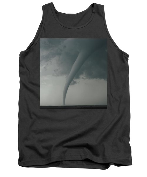 Tornado Country Tank Top by Ed Sweeney