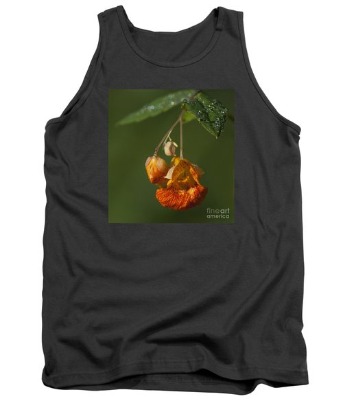 Touch Me Not.. Tank Top by Nina Stavlund