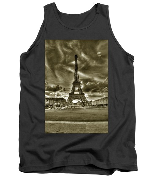 Tour Eiffel  Tank Top