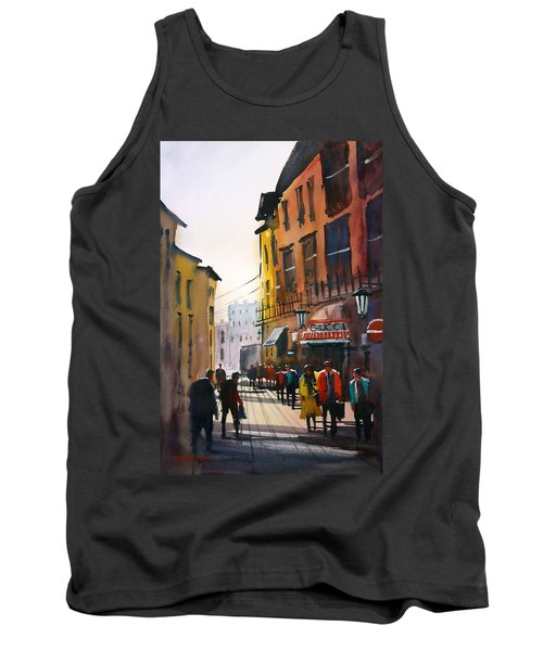 Tourists In Italy Tank Top by Ryan Radke