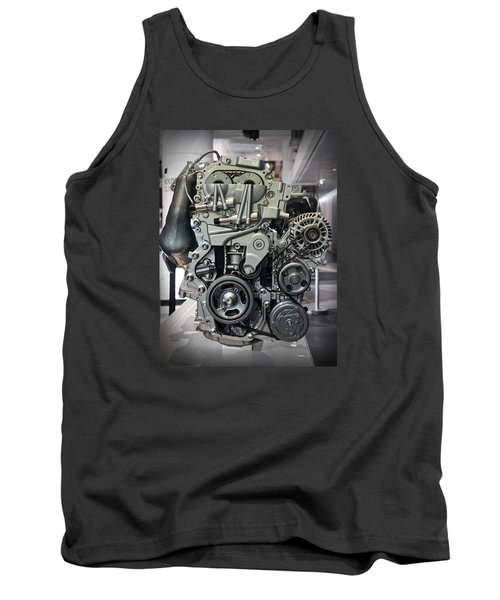 Toyota Engine Tank Top by RicardMN Photography