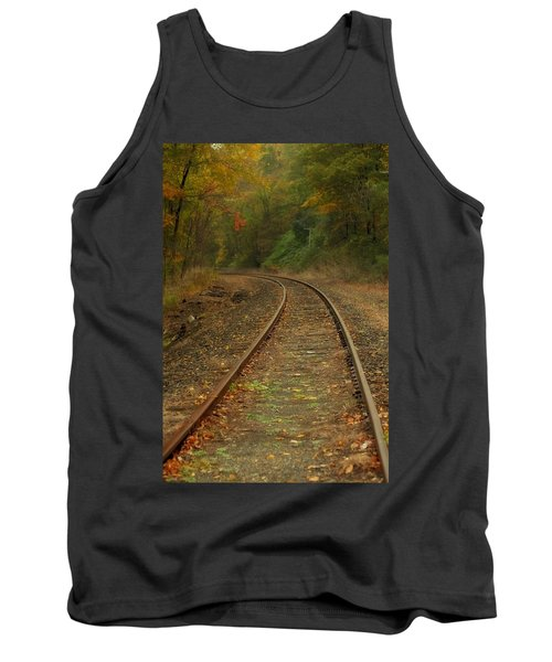 Tracking Thru The Woods Tank Top
