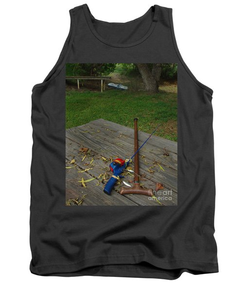 Traditions Of Yesterday Tank Top by Peter Piatt