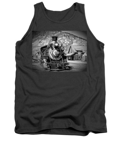 Train 480 Tank Top