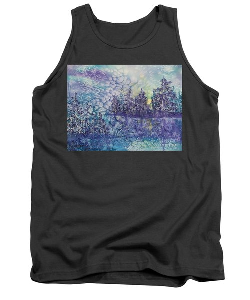 Tranquility Tank Top by Ellen Levinson