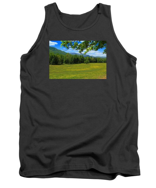 Tank Top featuring the photograph Tranquility by Geraldine DeBoer