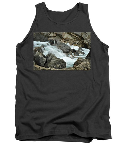 Tank Top featuring the photograph Tranquility by Lisa Phillips