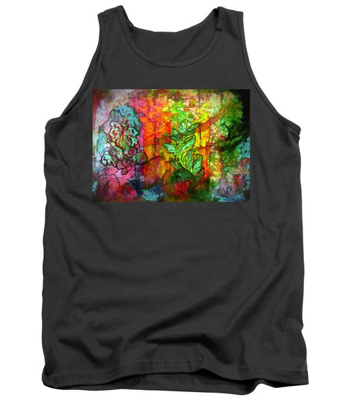 Transformation Tank Top by Bellesouth Studio
